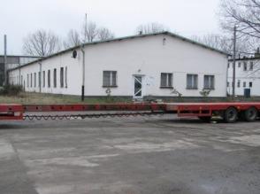 transport niskopodwoziowy rozciągany 6 metrów - zdjęcie 1