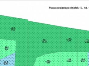 pomiar GPS powierzchni pól i nieużytków  - zdjęcie 1