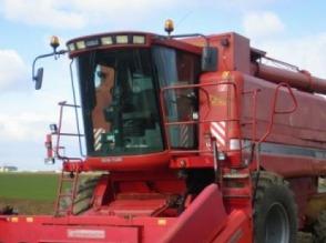 Zbiór zbóż, rzepaku i kukurydzy - zdjęcie 1