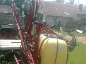 Opryskiwacz 600 litr - zdjęcie 1
