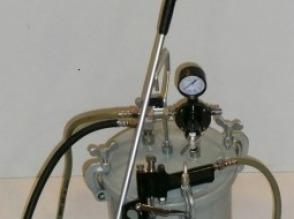 agregat do bielenia wapnem i malowania emulsją - zdjęcie 1