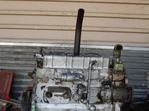 silnik perkins - zdjęcie 1
