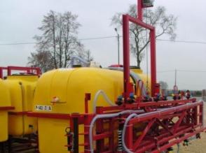 ***** OPRYSKIWACZE **** Największa Składnica NOWYCH Maszyn Rolniczych w POLSCE posiada w stałej ofercie  - zdjęcie 1