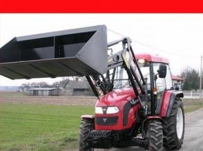 ŁADOWACZE CZOŁOWE TURY prosto z Największej w POLSCE składnica NOWYCH Maszyn Rolniczych - zdjęcie 1