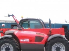 MANITOU MT732 MT 732 2007 - zdjęcie 1