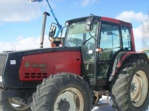 Ciągnik rolniczy Valtra/Valmet 8100, 120KM, 94r. - zdjęcie 1