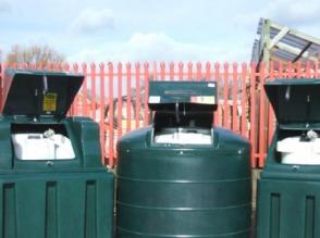 Zbiorniki na olej napędowy / dwupłaszczowe - zdjęcie 1