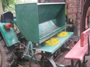 SPRZEDAM - sadzarka do ziemnianków, Gliwice - zdjęcie 1