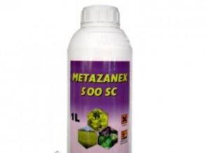 Metazanex 500 SC  - pomaga w walce z chwastami - zdjęcie 1