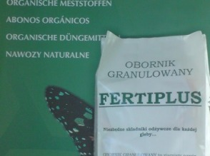 Obornik Granulowany Fertiplus worek 25 kg - zdjęcie 1