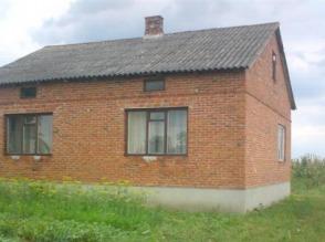 Działka siedliskowa 1,56 ha z domem murowanym - zdjęcie 1