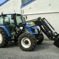 2006 New Holland T5050 - zdjęcie 1