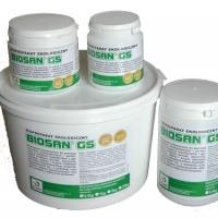 Biopreparat BIOSAN-GS przeznaczony do poprawy warunków środowiskowych i sanitarnych w obiektach  inwentarskich np.  kurniki, owczarnie oraz obiektach typu: kompostowniki, hałdy, śmietniki - zdjęcie 1
