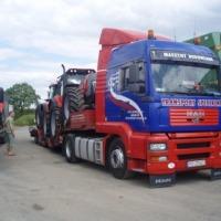 Transport specjalny kombajnów traktor Wengrzyn 600812813 - zdjęcie 1
