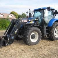 2010 New Holland T6080RC - zdjęcie 1