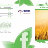 AMOFOSKA NPK 4-12-12 CENA 1080 ZŁ/T BRUTTO PROMOCJE NA WYBRANE NAWOZY NPK - zdjęcie 1