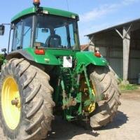 Ciągnik rolniczy John deere 7710   - zdjęcie 1