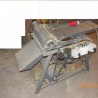 maszyna do cięcia  całegoliścia tytoniu/ziół 50kgh - zdjęcie 1