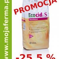PROMOCJA 25,5% na Ecocid S 1kg: dezynfekcja ogólna - zdjęcie 1