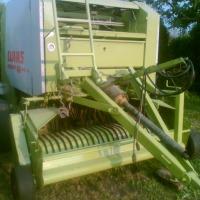 Claas Rollant 46 Roto-Cut ROTOR siatka 2x sznurek zwijka sipma metal fach krone - zdjęcie 1
