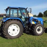 2008 NEW HOLLAND T5060  ciągnik rolniczy - zdjęcie 1
