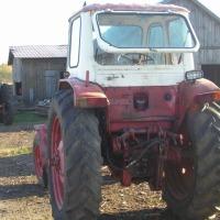 sprzedam traktor jumz - zdjęcie 1