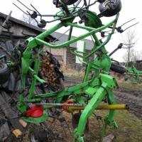 Przetrząsarki i zgrabiarki - zdjęcie 1