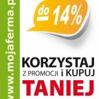 W Informatorze Drobiarskim znajdziesz KUPON RABATOWY na zakupy w sklepie MojaFerma.pl - zdjęcie 1