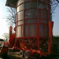 suszarnia pedrotti 35 ton zasypu elektryczna - zdjęcie 1