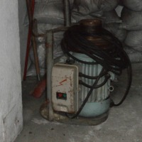 Silnik elektryczny 5,5kW, mało używany, tel. 660 315 947 - zdjęcie 1