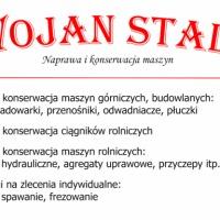 zgarniki hydrauliczne firmy WOJAN STAL - zdjęcie 1