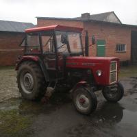Sprzedam ciągnik rolniczy URSUS C-360 - zdjęcie 1