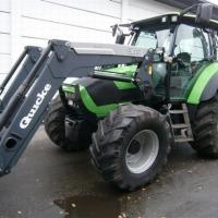 Deutz-Fahr Agrotron K120 ciągnik rolniczy / 2007  - zdjęcie 1