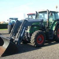 Fendt 412 Vario ciągnik rolniczy / 2004  - zdjęcie 1