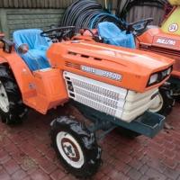Mini ciągniczek ogrodniczy Kubota 1400 Traktorek japoński 4x4 - zdjęcie 1