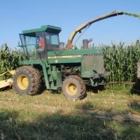 Kombajn do kukurydzy John Deere - zdjęcie 1