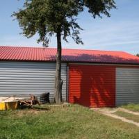 hala namiotowa hale namiotowe konstrukcje stalowe hala stalowa płyta warstwowa - zdjęcie 1