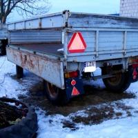 Przyczepa Autosan 4 tonowa - zdjęcie 1