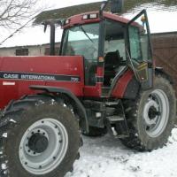 Sprzedam ciagnik traktor Case 7130 - zdjęcie 1