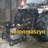 ROLNICZE AGREGATY PRĄDOTWÓRCZE na przekaźnik WOM ciągnika - zdjęcie 1