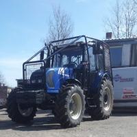Farmtrac - do pracy w lesie - nowy  - zdjęcie 1