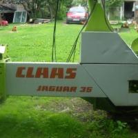 Sieczkarnia jednorzedowa Claas Jaguar 35 - zdjęcie 1