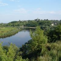 Ukraina.Gospodarstwo rolne z zabudowaniami.Tanio - zdjęcie 1