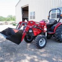 Ciągniki rolnicze CASE IH FARMALL 45 - zdjęcie 1
