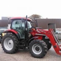 Ciągniki rolnicze Case IH Maxxum 100 - zdjęcie 1