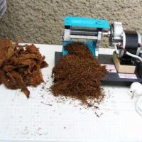 Maszynka do cięcia liści tytoniu - zdjęcie 1