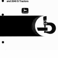 Instrukcja napraw do John Deere 1640, 1840, 2040, 2040s i innych - zdjęcie 1