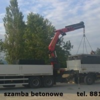 Szambo szamba betonowe zbiornik zbiorniki betonowe - zdjęcie 1