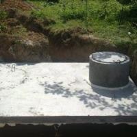 Szambo betonowe, zbiornik, zbiorniki szamba na ścieki, gnojowicę, gnojówkę, deszczówkę - zdjęcie 1