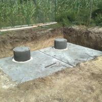 Solidne szambo betonowe zbiornik zbiorniki szamba betonowy - zdjęcie 1